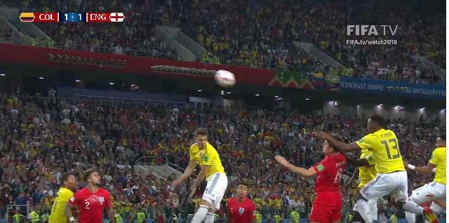 Engleska u četvrtfinalu nakon penala sa Kolumbijom
