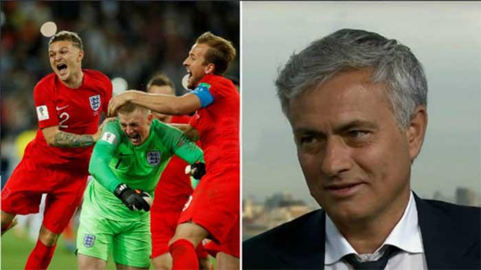 РТ: Енглези имају златну прилику да уђу у финале - Морињо