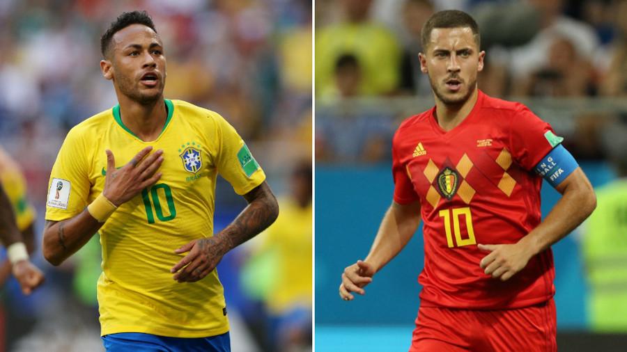 РТ: Бразил против Белгије - улог не може бити већи између две најбоље рангиране земље које су остале на првенству