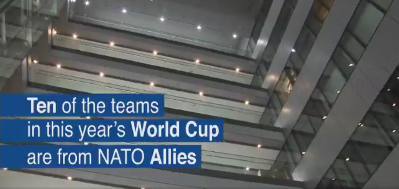 NATO srećan jer su u četvrtfinalu Svetskog prvenstva njegove članice