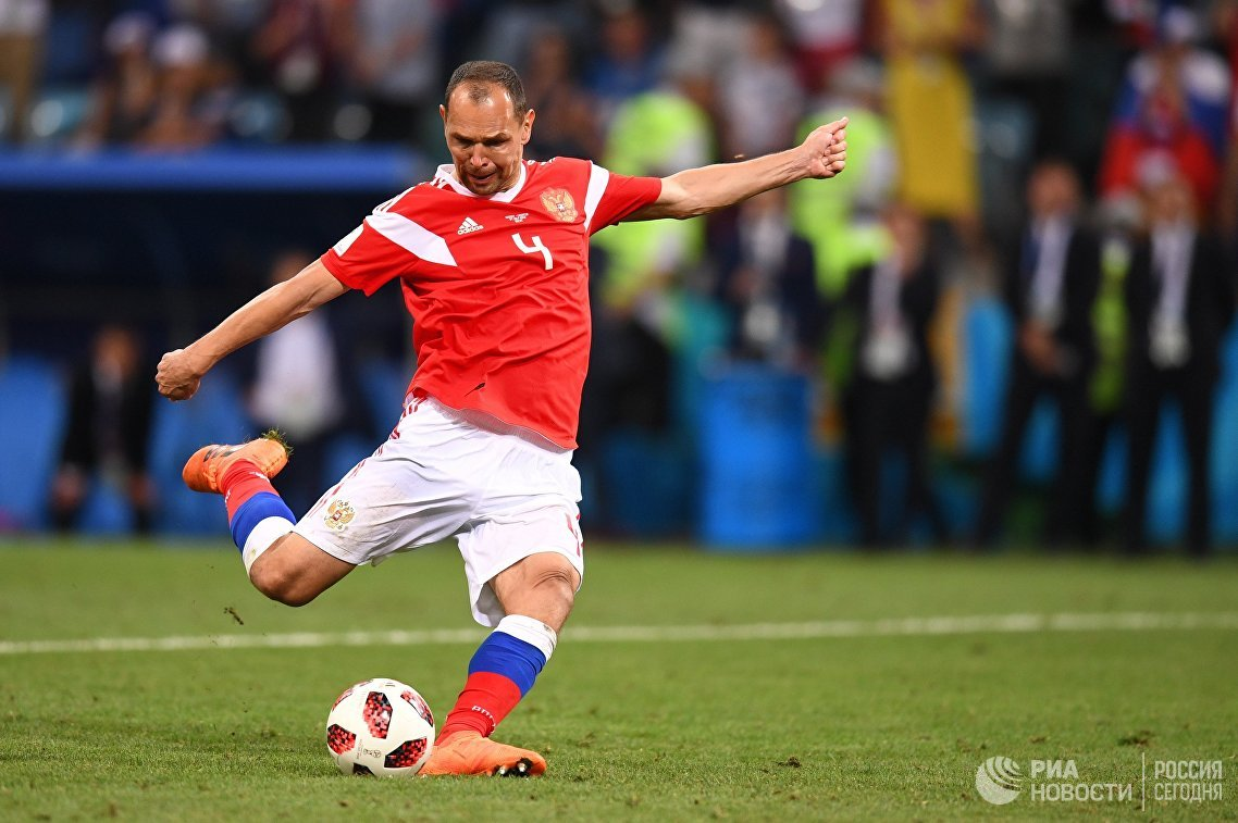 FIFA proglasila reprezentaciju Rusije kao najbolji tim u odbrani