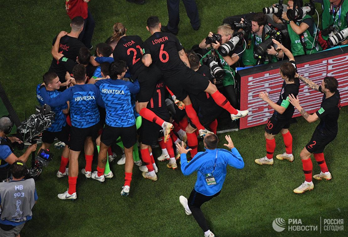 Репрезентација Хрватске други финалиста Светског првенства