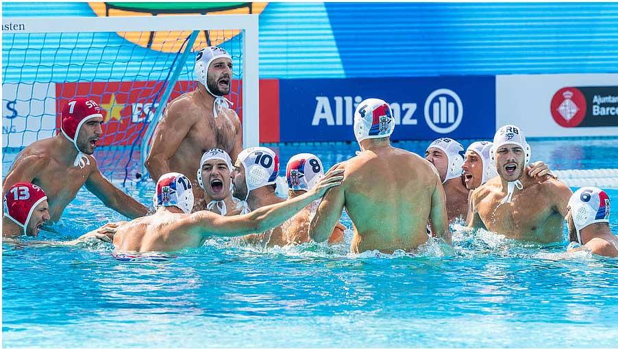 Србија преко Хрватске у финалу Европског првенства!