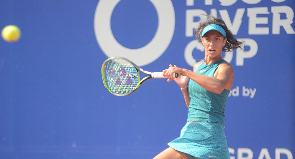 Олга Даниловић освојила прву ВТА титулу