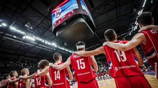 Juniorska reprezentacija Srbije po drugi put prvak Evrope