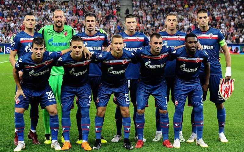 Zvezda u Ligi šampiona