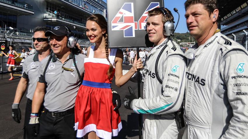 Формула 1: Девет разлога да посетите Велику награду Русије у Сочију