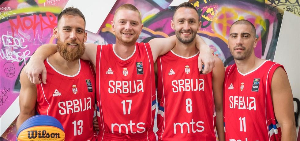 Баскеташи Србије шампинони Европе