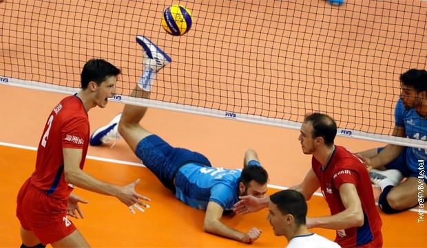 Србија победом над Аргентином на корак од треће фазе такмичења