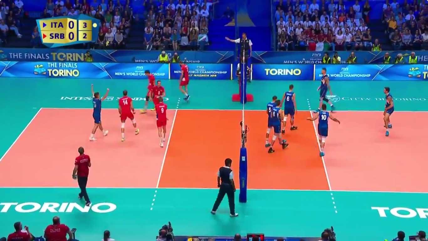 Србски одбојкаши на корак од полуфинала