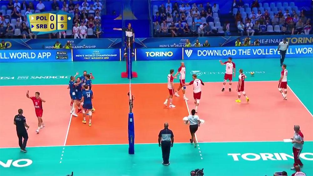 Odbojkaši Srbije se plasirali u polufinale Svetskog prvenstva