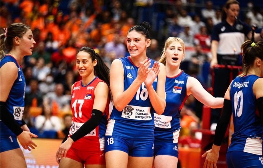 Srbija je prvak sveta!