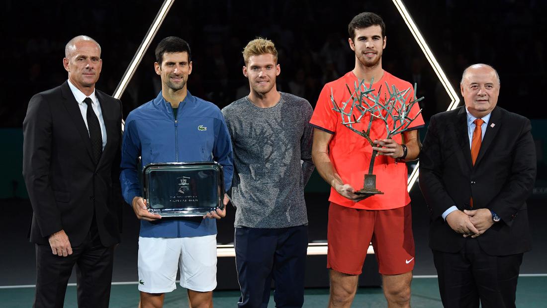 Nole ponovo prvi na ATP listi