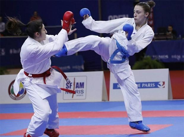 Jovana Preković svetski šampion u karateu