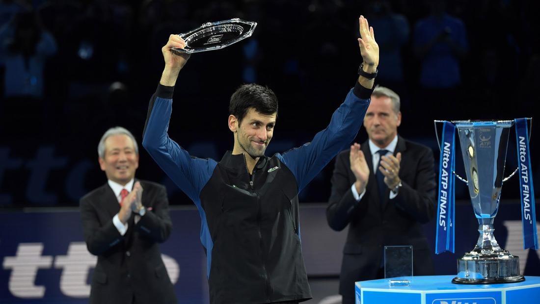 Новак: Честитам Саша, заслужио си да победиш