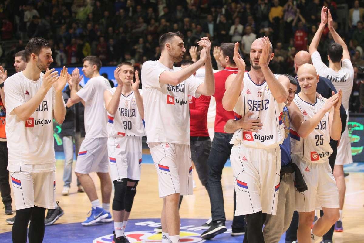 Košarkaška reprezentacija Srbije se plasirala na Svetsko prvenstvo u Kini