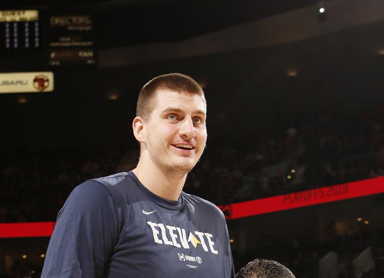 Јокић у најбољој петорци НБА лиге