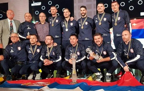 Srbija odbranila titulu svetskog prvaka u kuglanju