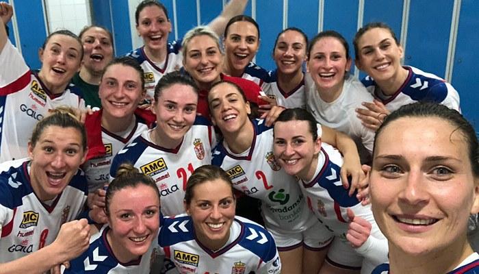 Рукометашице Србије се пласирале на Светско првенство