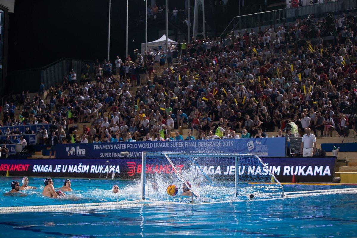 Србија освојила Светску лигу!