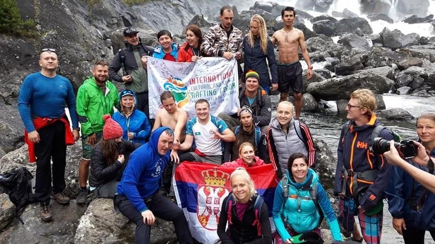 """Srbska sportistkinja 10 dana """"preživljavala"""" u sibirskoj divljini"""