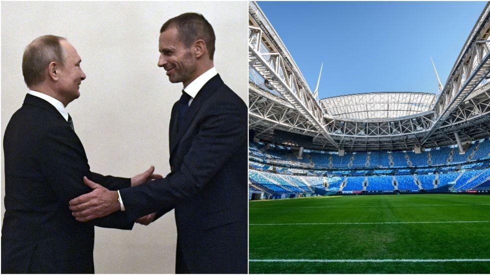 РТ: Русија ће бити идеалан домаћин за утакмице ЕВРО 2020 - Чечерин