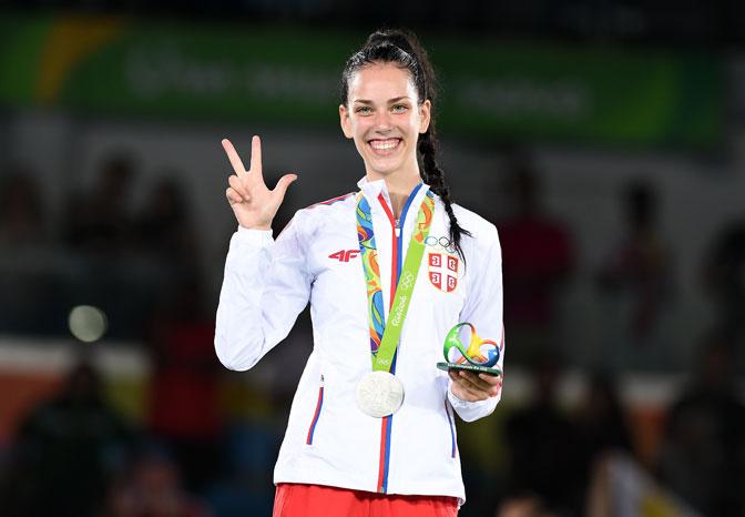Тијана Богдановић првак Европе у таеквондоу