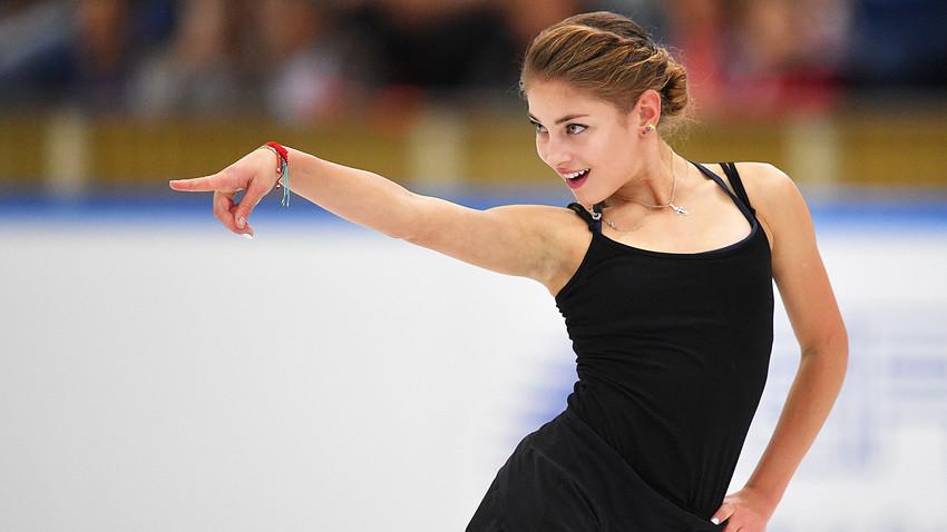 Упознајте нову звезду уметничког клизања: Аљона Косторна поставила нови светски рекорд