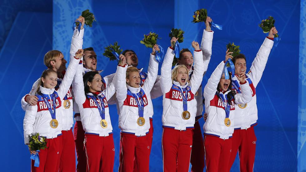 """РТ: Забрана учешћа Русији на спортским такмичењима је """"део новог Хладног рата"""""""
