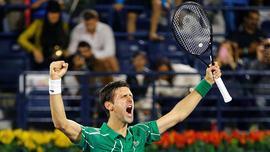 Novak šampion turnira u Dubaiju