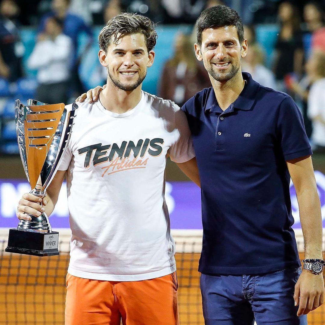Ђоковић: Београде и Србијо, Волим вас и Хвала вам што сте још једном показали колико волите тенис