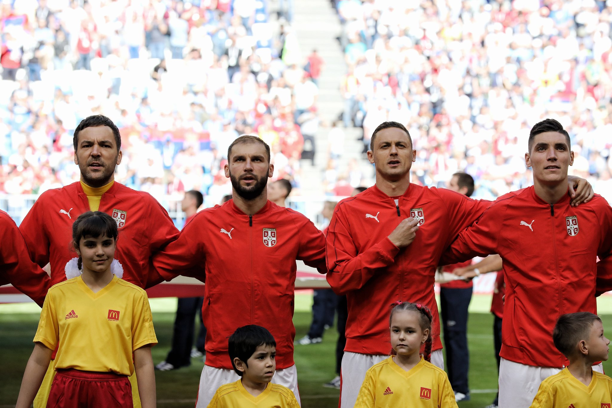 Srbija meč polufinala baraža za EP protiv Norveške igra 8. oktobra u Oslu