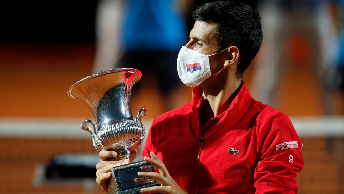 Peta kruna za Novaka u Rimu i novi rekord!