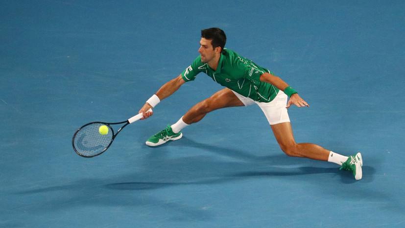 RT: Đoković postao drugi igrač u istoriji koji je proveo 300 nedelja na prvom mestu ATP rang liste