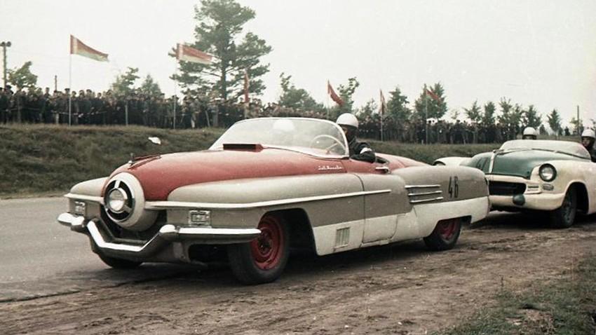 """Ови аутомобили су """"жарили и палили"""" на совјетским тркачким стазама"""