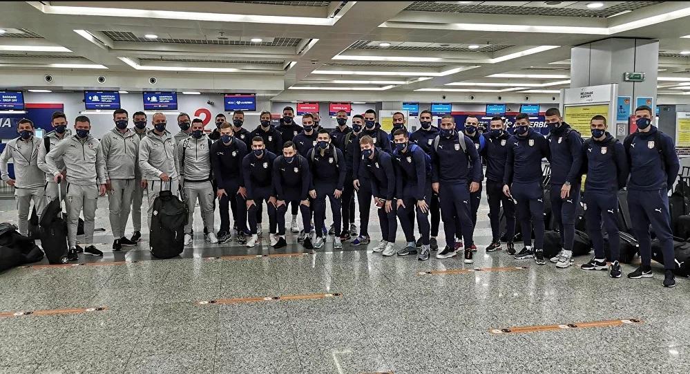 САД ускратиле визе фудбалској репрезентацији Србије