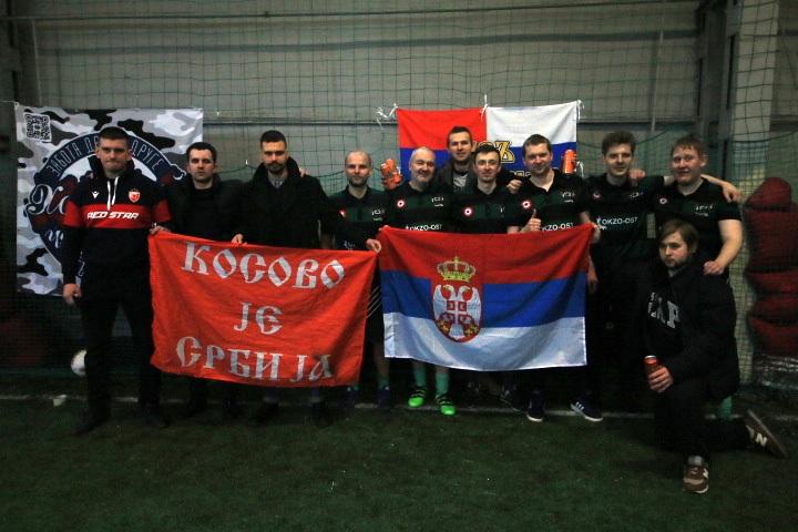 Зимски руско-србски добротворни турнир у Москви