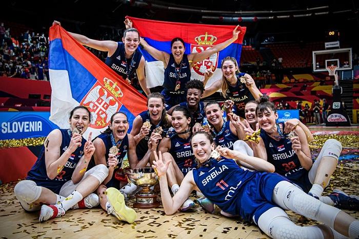 Србија шампион Европе!
