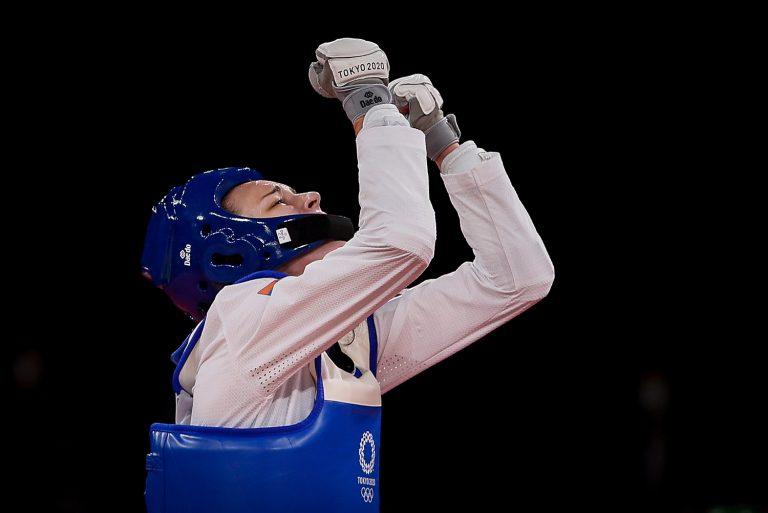 Тијана Богдановић освојила бронзану медаљу у таеквонду