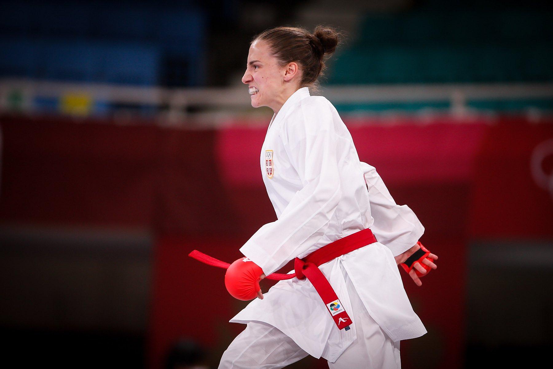 Jovana Preković je olimpijski šampion!