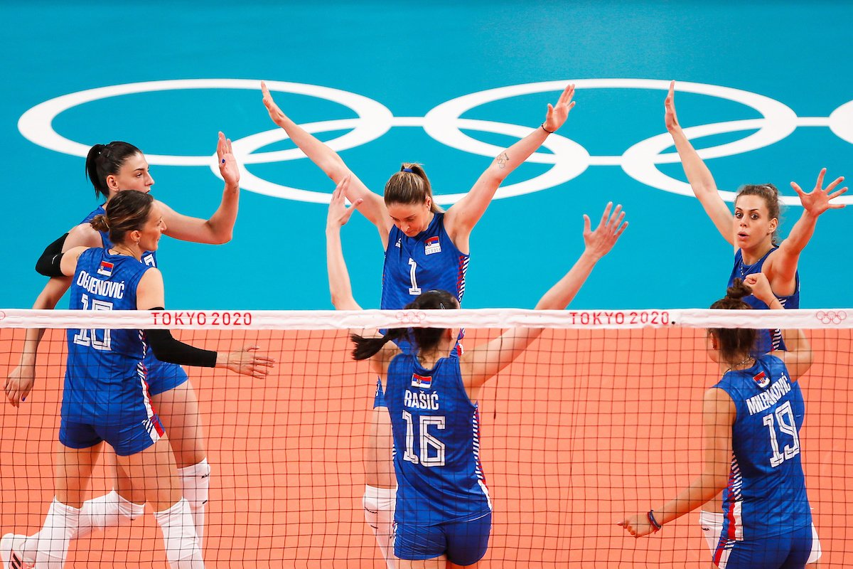 Србија у финалу Европског првенства