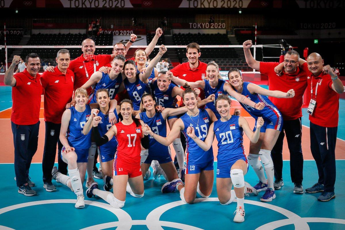 Србија вицешампион Европе!