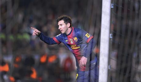 Лионел Меси играч године у Шпанији