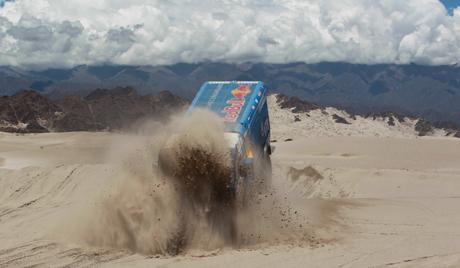 Међународни рели Dakar почиње у Јужној Америци