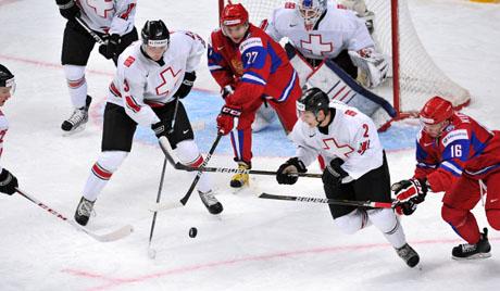 Русија освојила бронзану медаљу на Светском првенству у хокеју