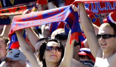 Сукоби навијача у Москви