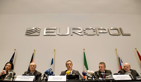 Полиција ЕУ открила на стотине намештања утакмица