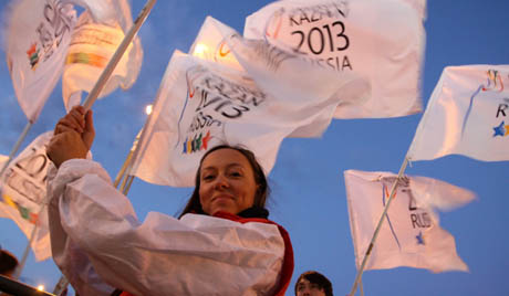 Универзијада у Казању постаће проба за зимску Олимпијаду
