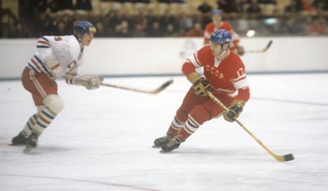 Данас се у Москви одржава хокејашка утакмица у знак сећања на Валерија Харламова