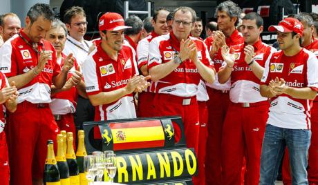 Формула - 1: Алонсо победио у Кини